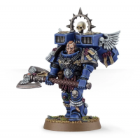 Space Marine Captain - Lord Executioner