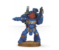 Ultramarines Sergeant Chronus