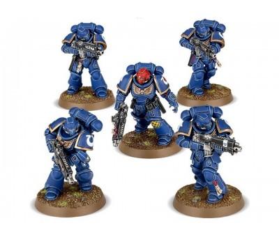 Primaris Space Marines Intercessors Squad DARK IMPERIUM