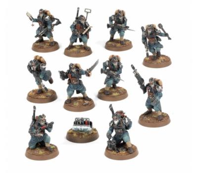 Death Korps of Krieg - Veteran Guardsmen