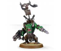 Ork Warboss with Big Choppa