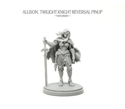 allison the twilight knight