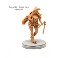 Death High Ringtail Vixen