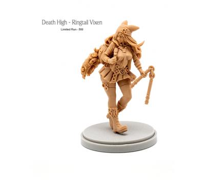 Death high ringtail vixen